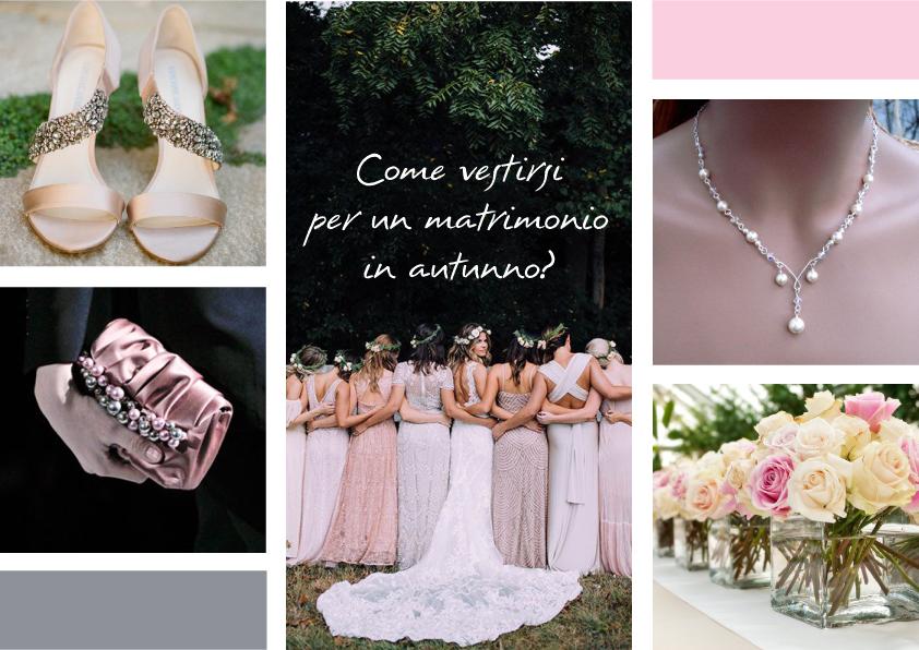 Matrimonio In Autunno Come Vestirsi : Cerimonia autunnale i consigli giusti per l outfit